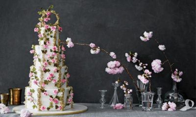 Beautiful wedding cake ideas 2018