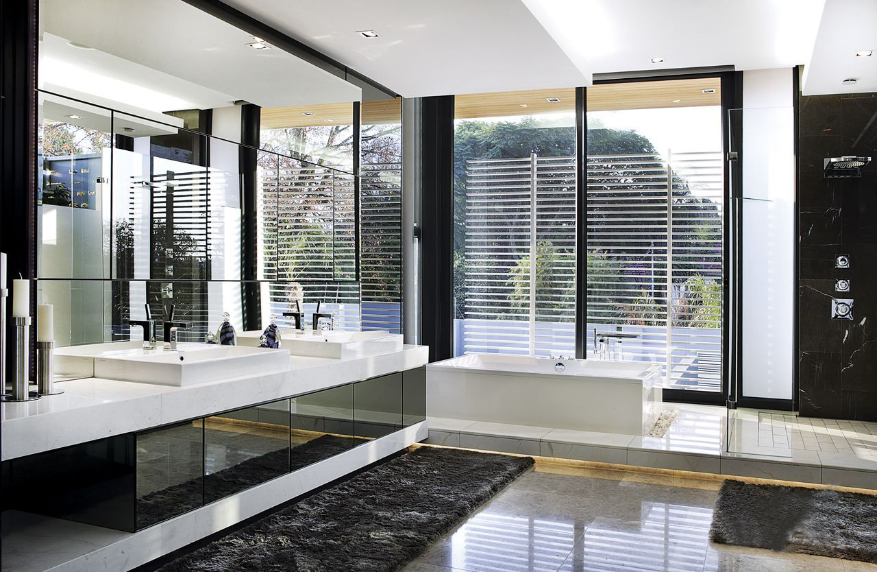 Watch - Modern luxury bathroom photo video