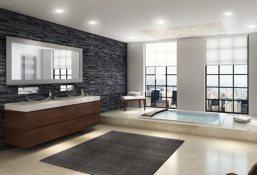 Modern Luxury Bathroom Designs 14