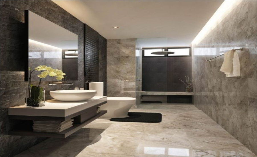 26 Modern Luxury Bathroom Designs
