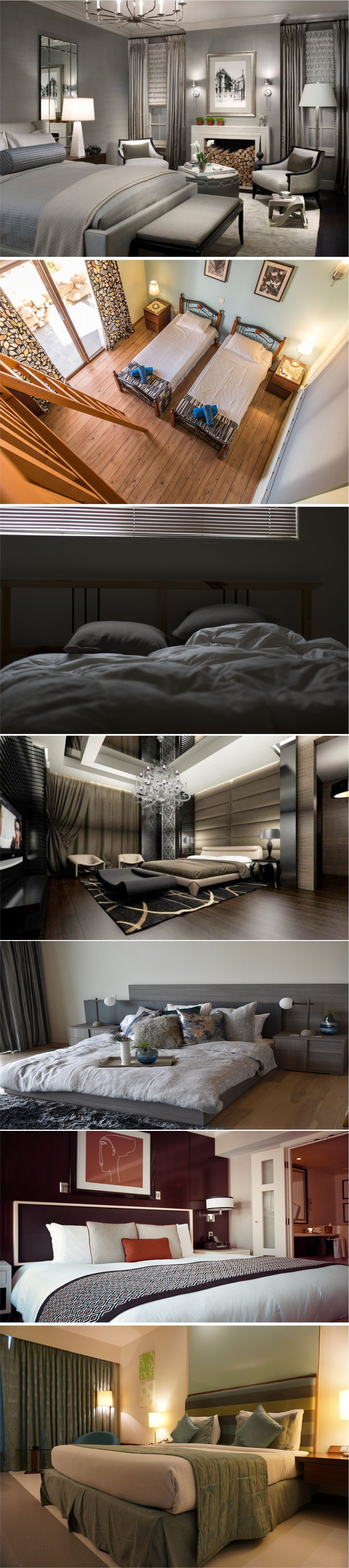 New Awesome luxurious bedrooms