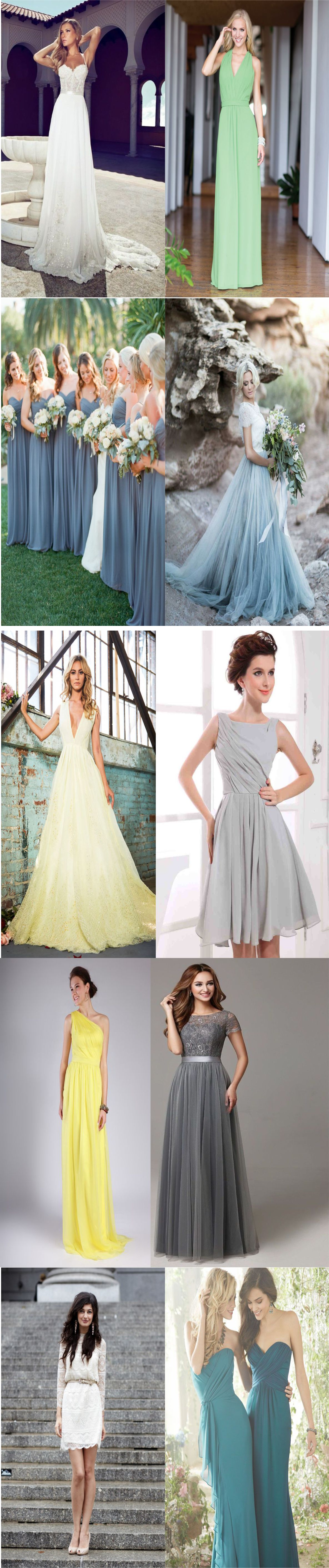 New Beautiful cheap bridesmaid dresses inspirations