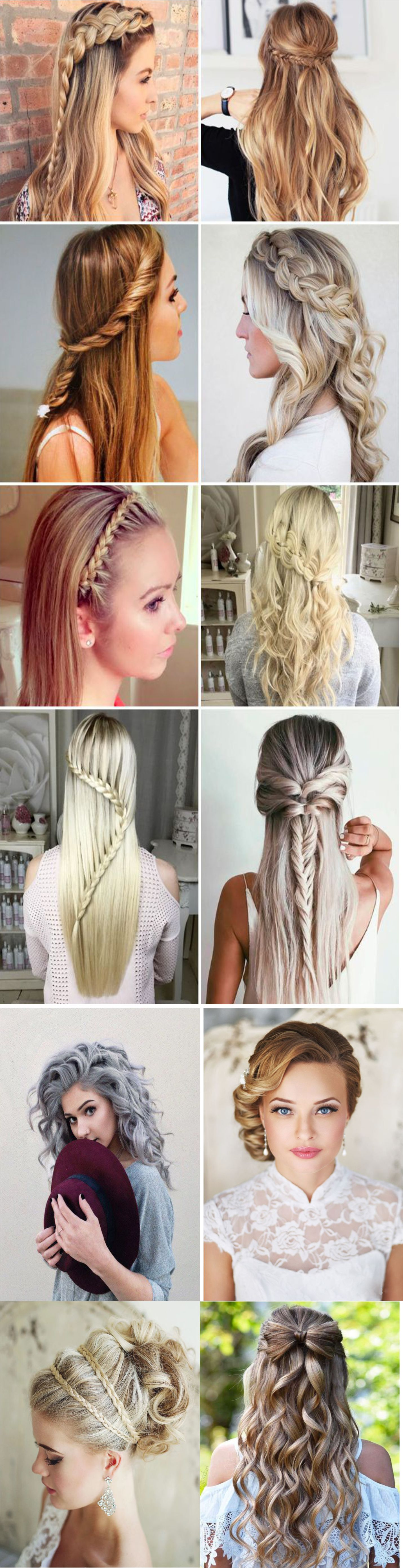 New Beautiful hair ideas to get inspire