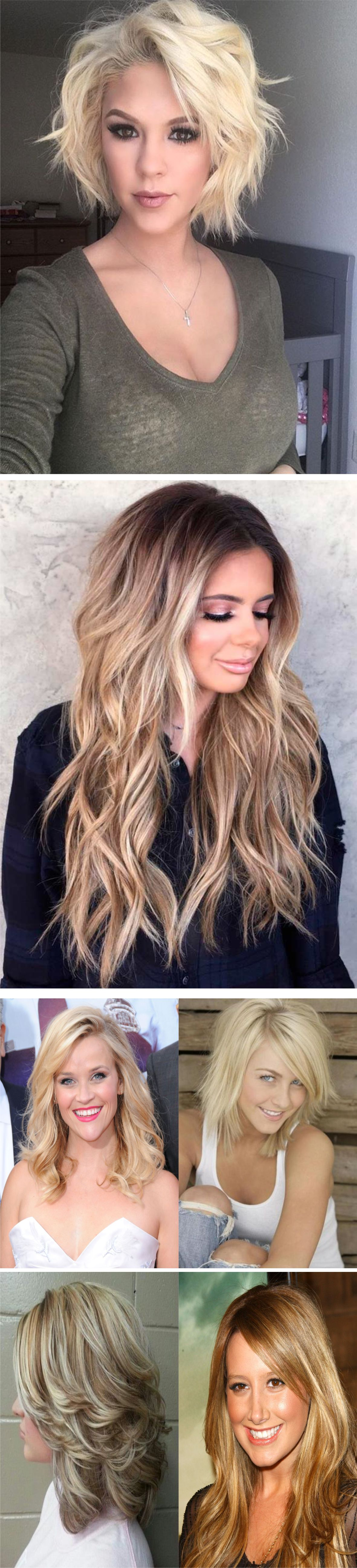 New Beautiful layered haircuts ideas 2018