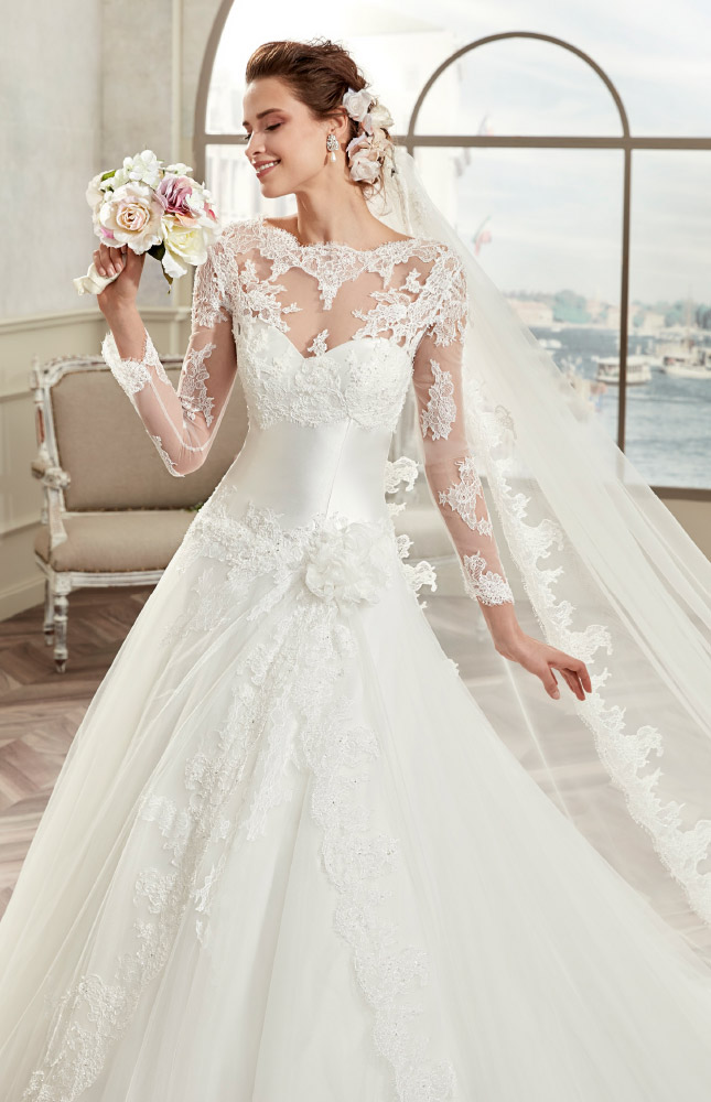 Stylish wedding dresses collection 28