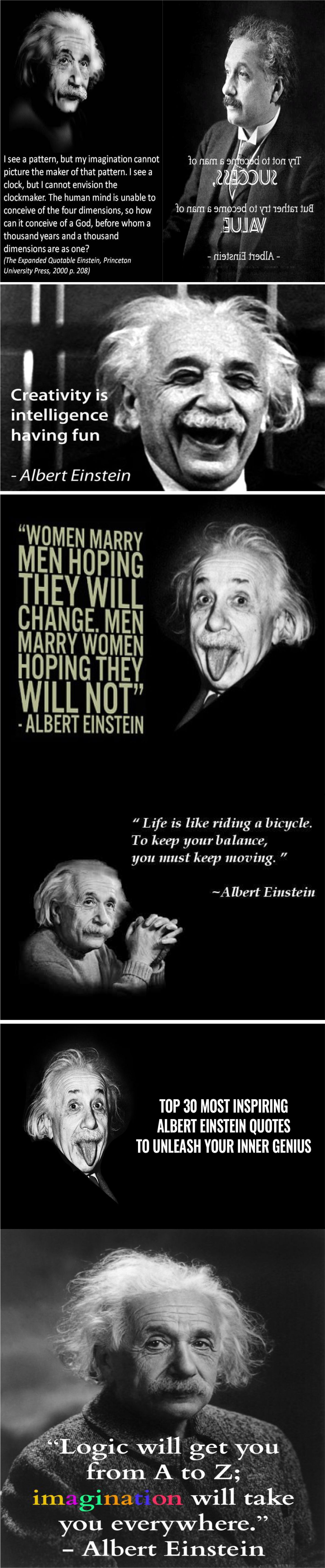 All new albert einstein quotes with images