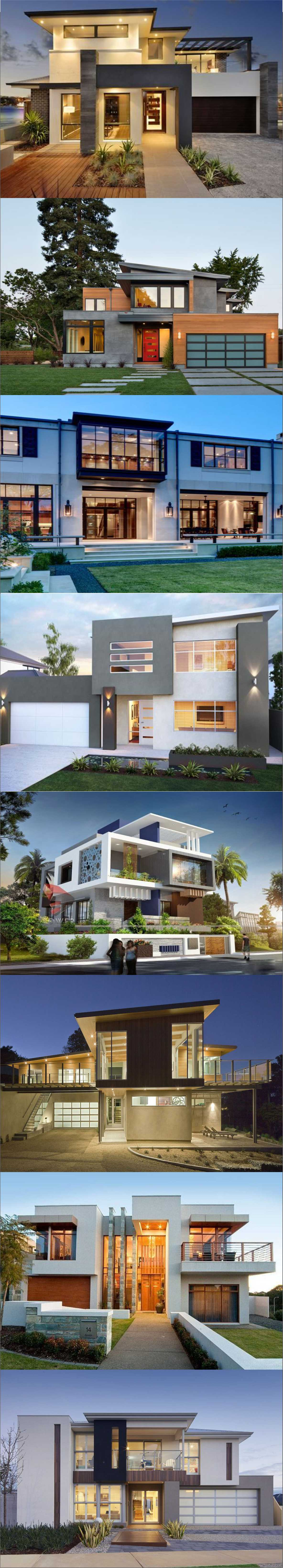 Best Contemporary home exteriors
