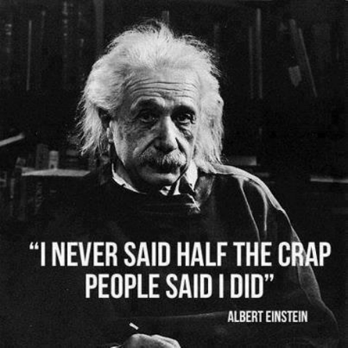 Best albert einstein quotes with images 16
