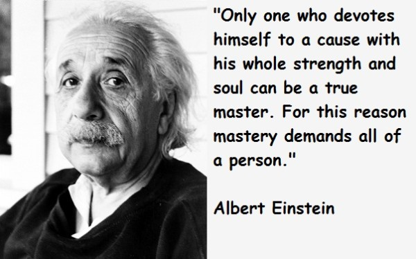 Best albert einstein quotes with images 20
