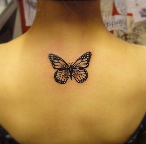 Best butterfly tattoos idea 1
