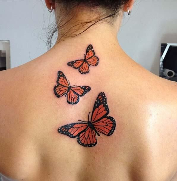 Best butterfly tattoos idea 2