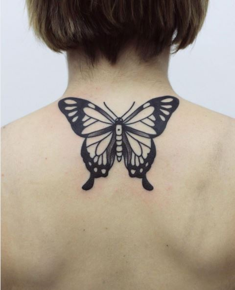 Best butterfly tattoos idea 21