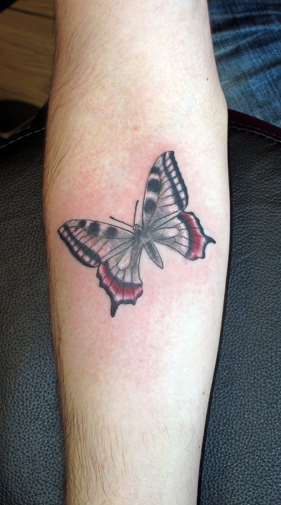 Best butterfly tattoos idea 23