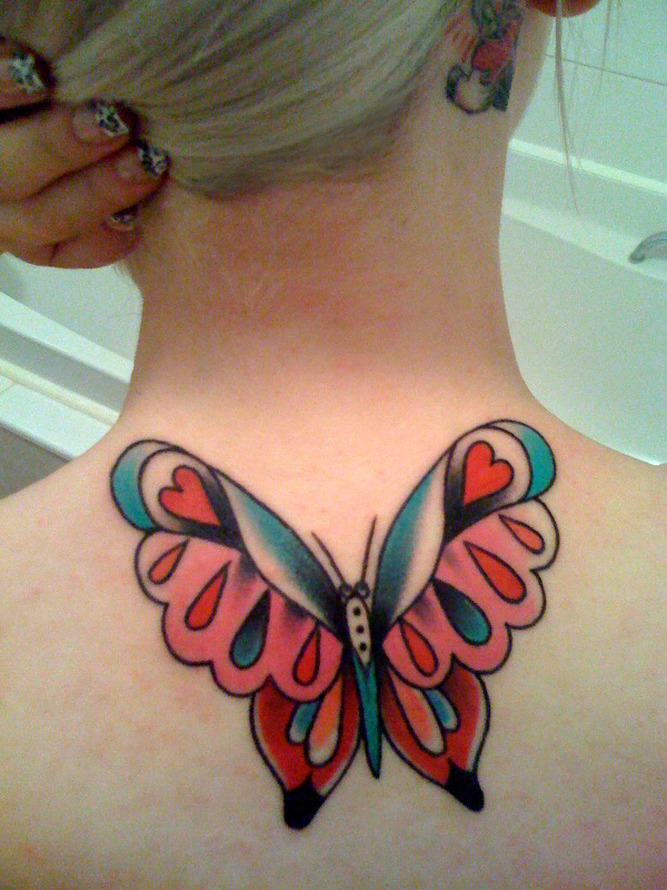 Best butterfly tattoos idea 28