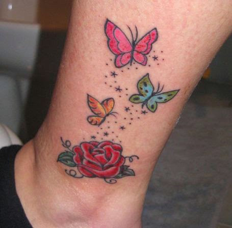 Best butterfly tattoos idea 6