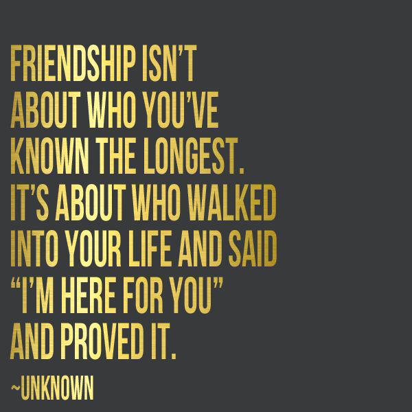 Quotes For Real Friendship: 30 Best Friend Quotes For True Friends