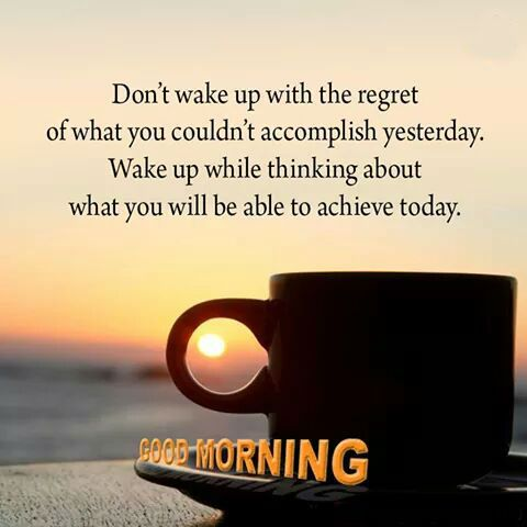 Best good Morning quotes 19