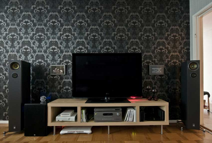 Best living room wallpapers 4