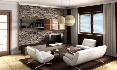 26 Best living room wallpapers