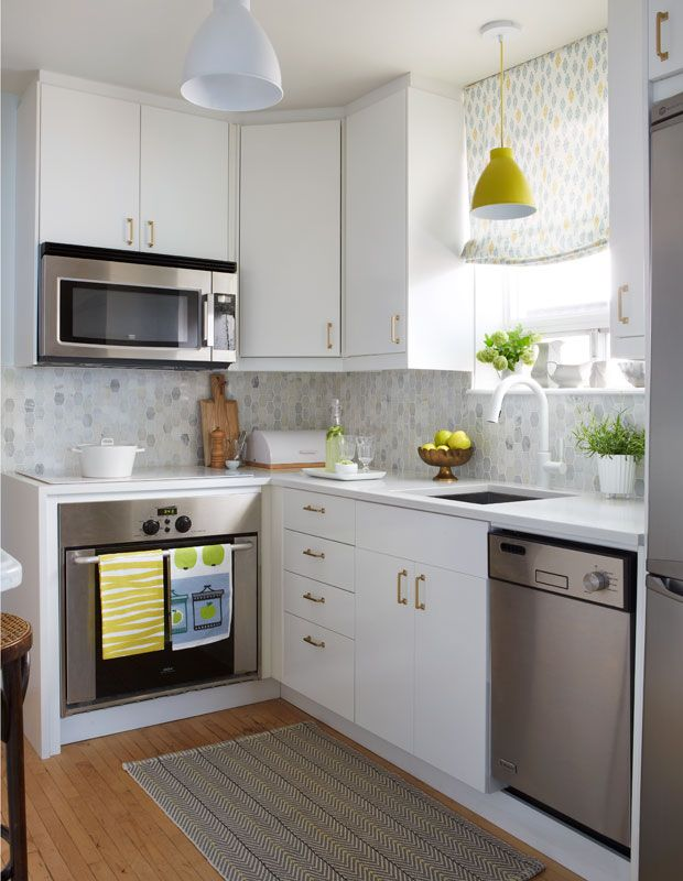 27 best small kitchen design ideas