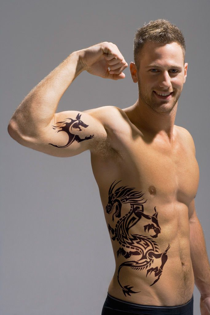 Best tattoos for men to try now 1