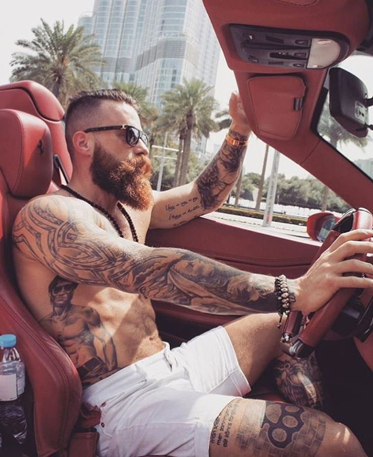 Best tattoos for men to try now 19