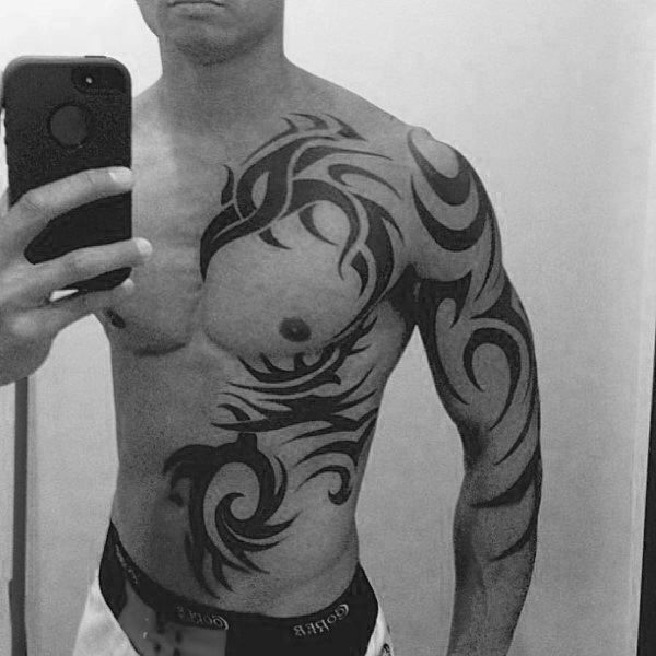 Best tattoos for men to try now 20