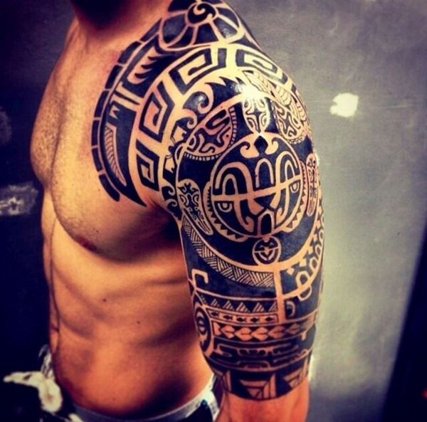 Best tattoos for men to try now 24