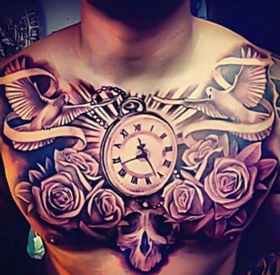 Best tattoos for men to try now 27