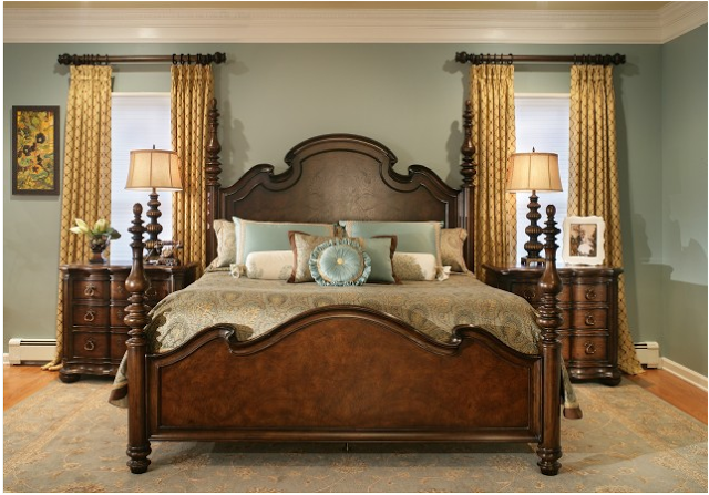 Best traditional bedroom designs 15