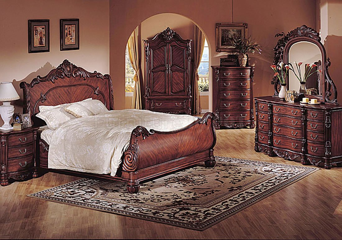 Best traditional bedroom designs 16