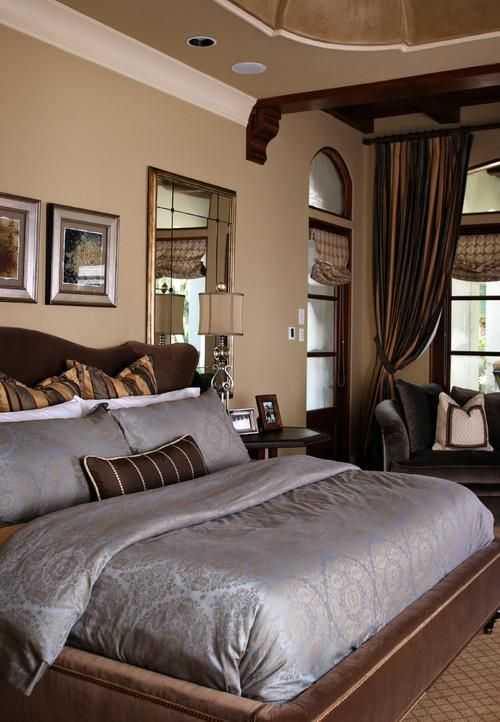 Best traditional bedroom designs 22