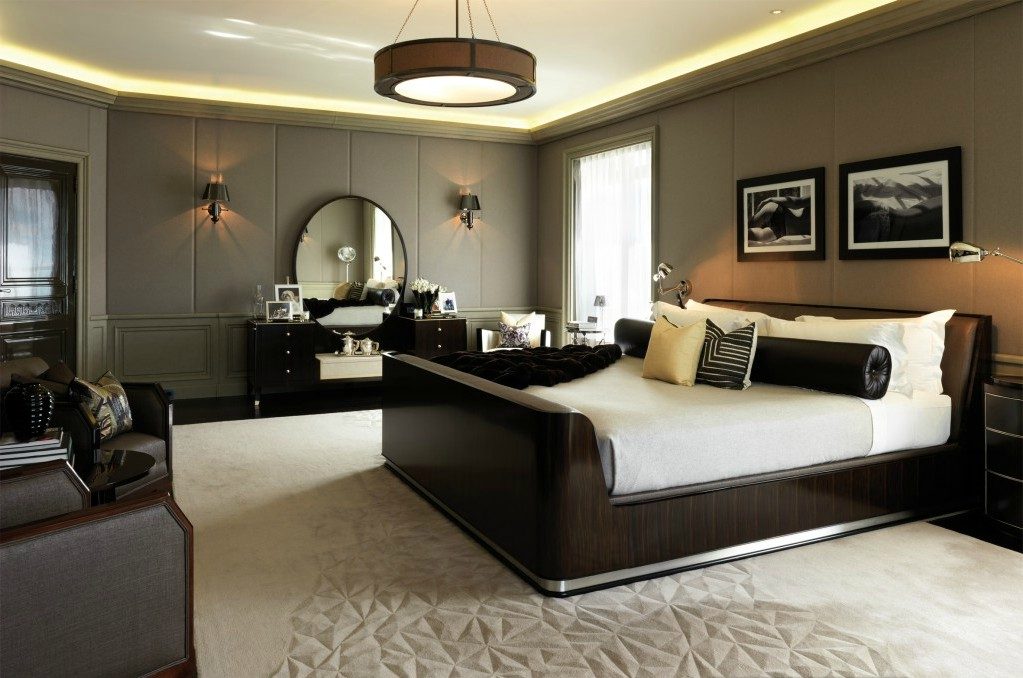 Best traditional bedroom designs 25