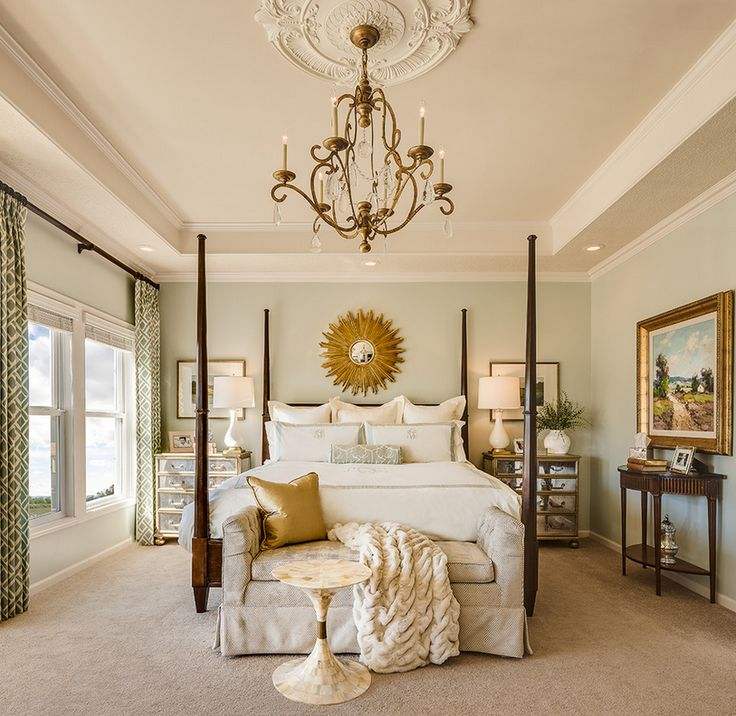 Best traditional bedroom designs 3