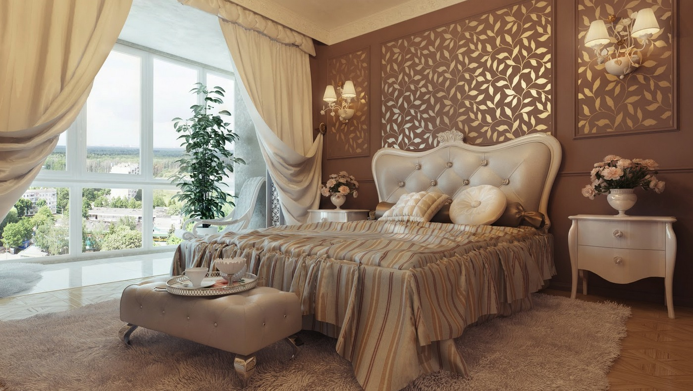 Best traditional bedroom designs 4