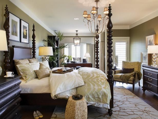 Best traditional bedroom designs 5