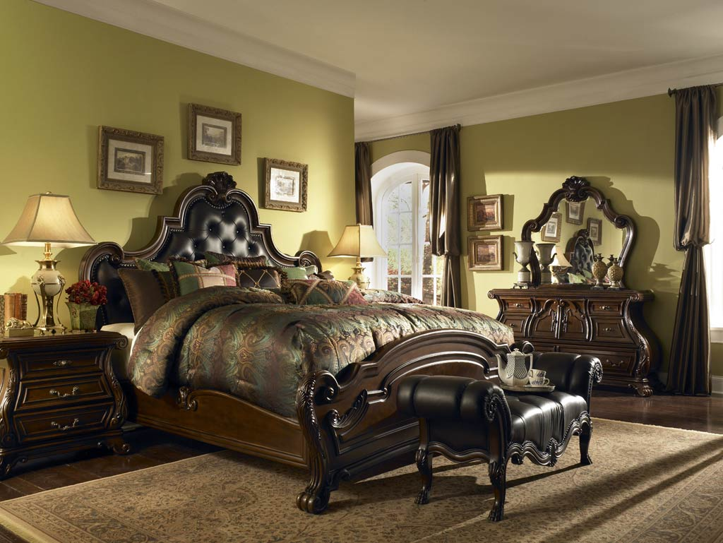 Best traditional bedroom designs 6