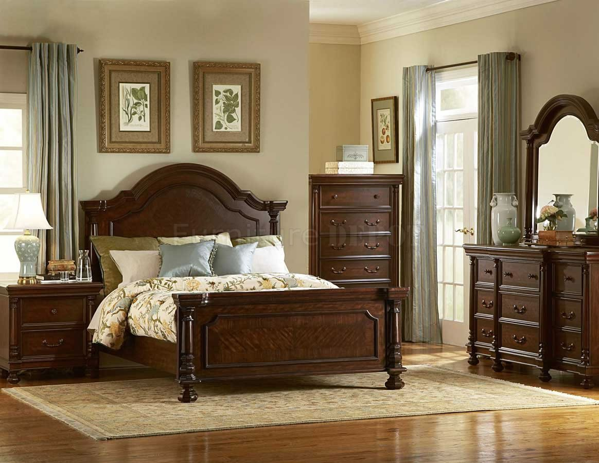 Best traditional bedroom designs 8