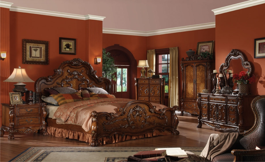 Best traditional bedroom designs Feture