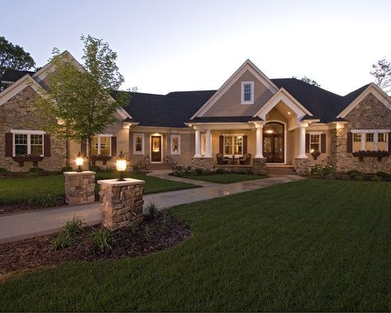 Best traditional exterior design ideas 11