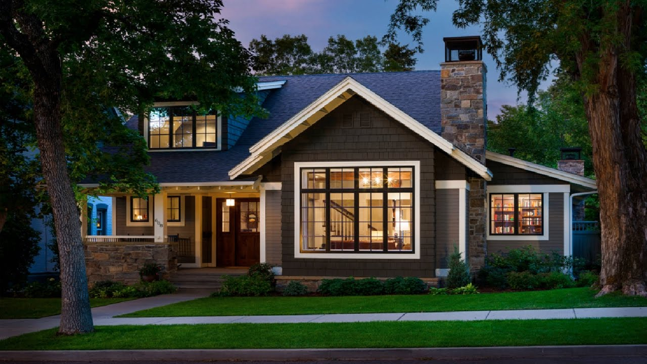 Best traditional exterior design ideas 12