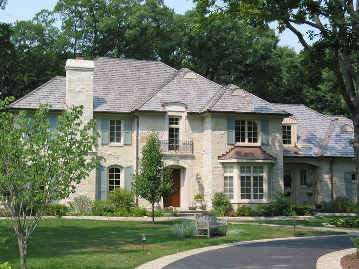 Best traditional exterior design ideas 13