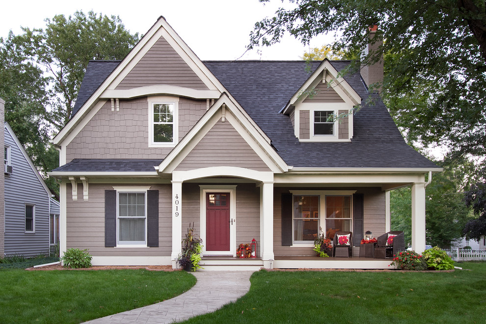 Best traditional exterior design ideas 23