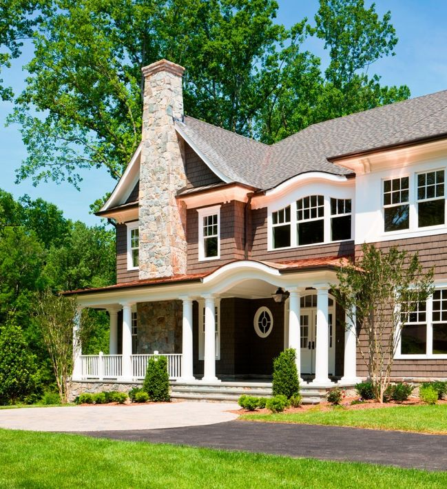Best traditional exterior design ideas 5