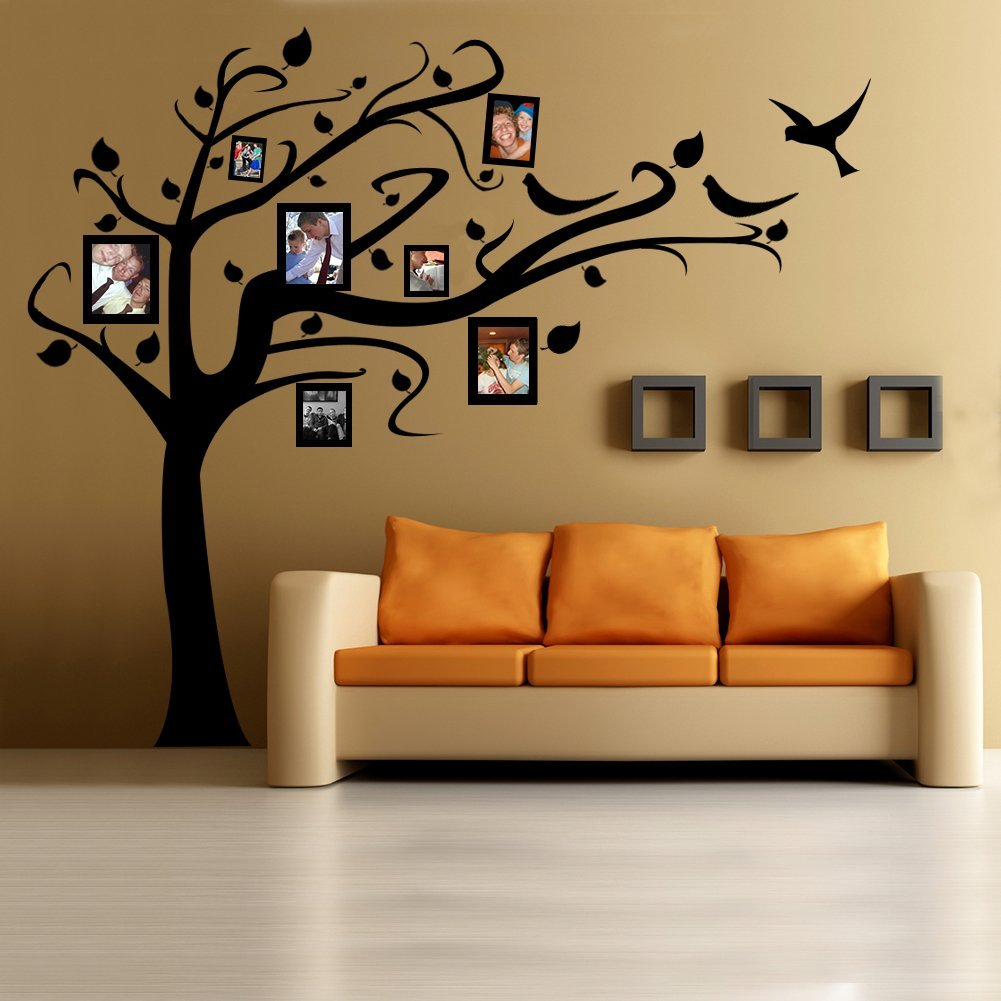 Best wall sticker decor ideas 11