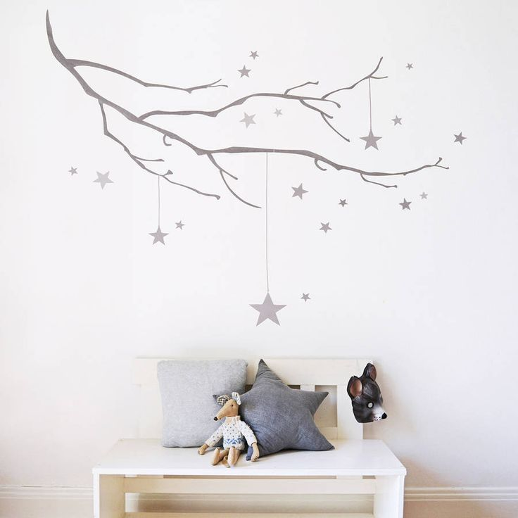 Best wall sticker decor ideas 16