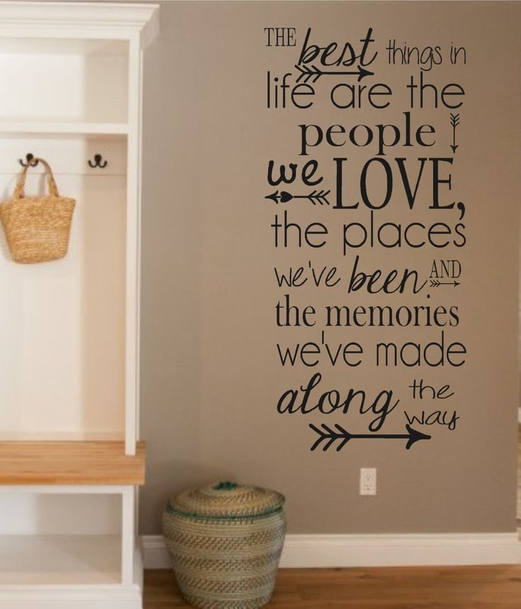 Best wall sticker decor ideas 17