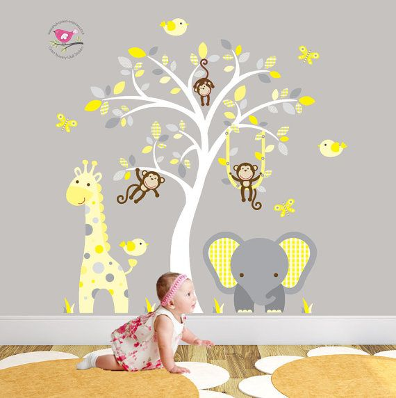Best wall sticker decor ideas 21