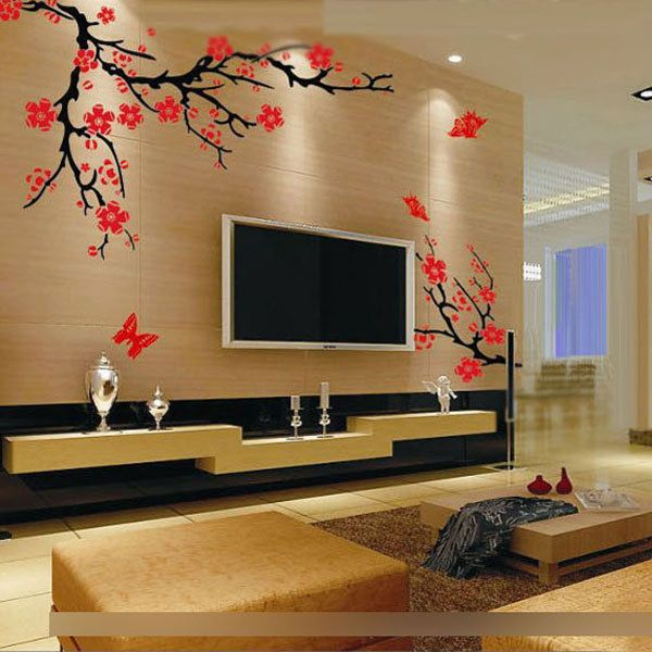 Best wall sticker decor ideas 22