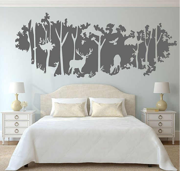 Best wall sticker decor ideas 3